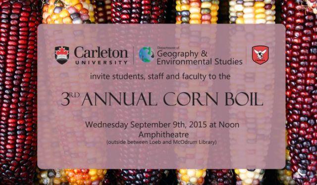 Corn Boil 2015